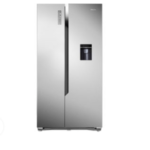 Hisense Double Door Side By Side Refrigerator 516L – H670SS-WD