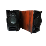 Ailipu SP9033 Subwoofer with Bluetooth- Black/Brown