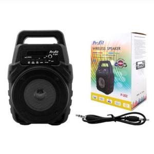 Profit Wireless Rechargeable Speaker, P-201/P-202