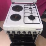 Boss Cookers with Oven BC5604 50cm x 60cm with Grill 4 Gas burner Oven is electric