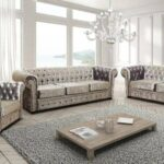 Chesterfield Classical Sofa Set