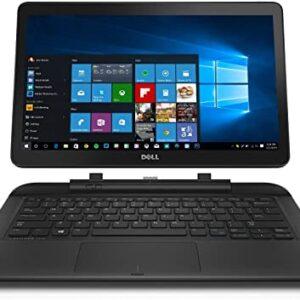 Dell 7350 detachable Touch screen Intel Core m5 Ram 8Gb Ssd 256Gb Keyboard Backlight