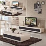 TV show Case and Coffee table