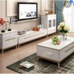 Full Set TV Show Case and Coffee table